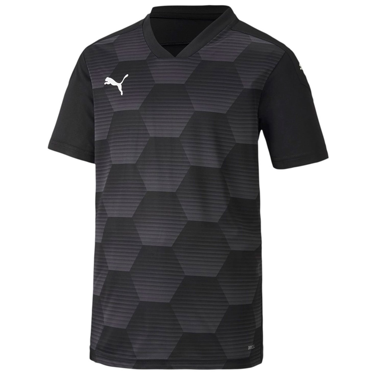 Майка игровая Puma teamFINAL 21 Graphic Jersey