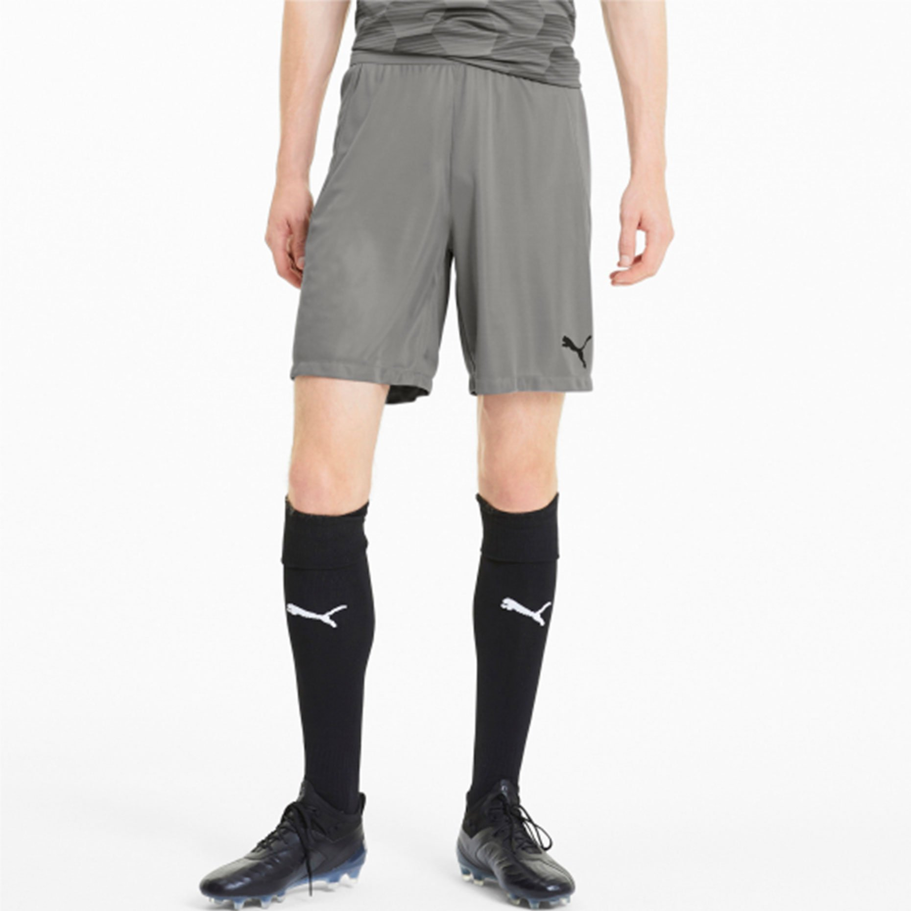 Шорты игровые Puma teamFINAL 21 knit Shorts