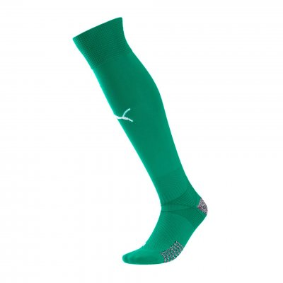 Гетры Puma teamFINAL 21 Socks (зеленые)